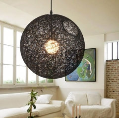 11 3/4'' Wide Single Light Pendant in Nordic Style