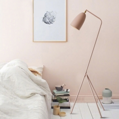 Multicolored Grasshopper Floor Lamp in Modern Style