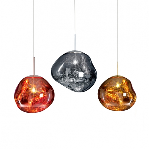 Modern Stylish Melt Pendant Light for Kitchen, Dining Room and Bar