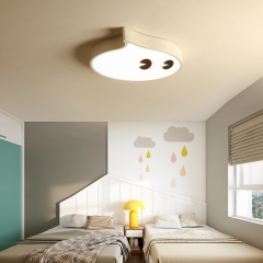 Modern Style Cool Kids LED Flush Mount Ceiling Light for Boys and Girls Room