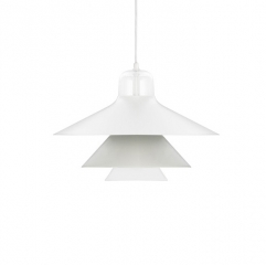17 3/4'' Wide 1 Light Glass Pine Pendant Lamp in Modern Style