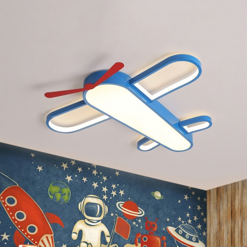 Modern Dimmable LED Plane Ceiling Light Play Room Bedroom Lighting